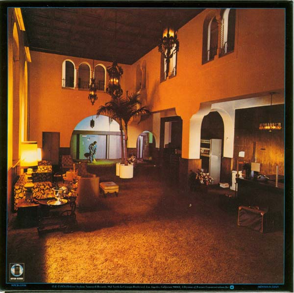hotel california real meaning